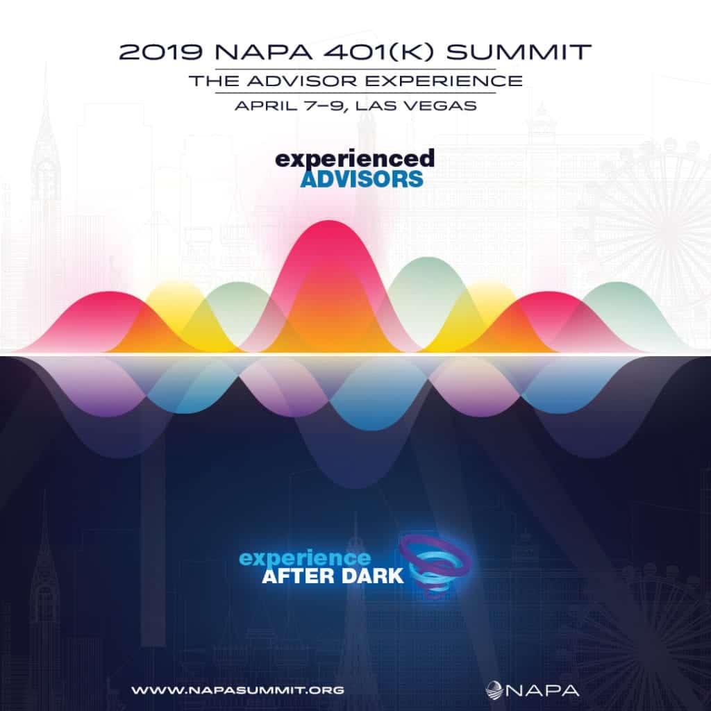 NAPA 401K Summit Graphic